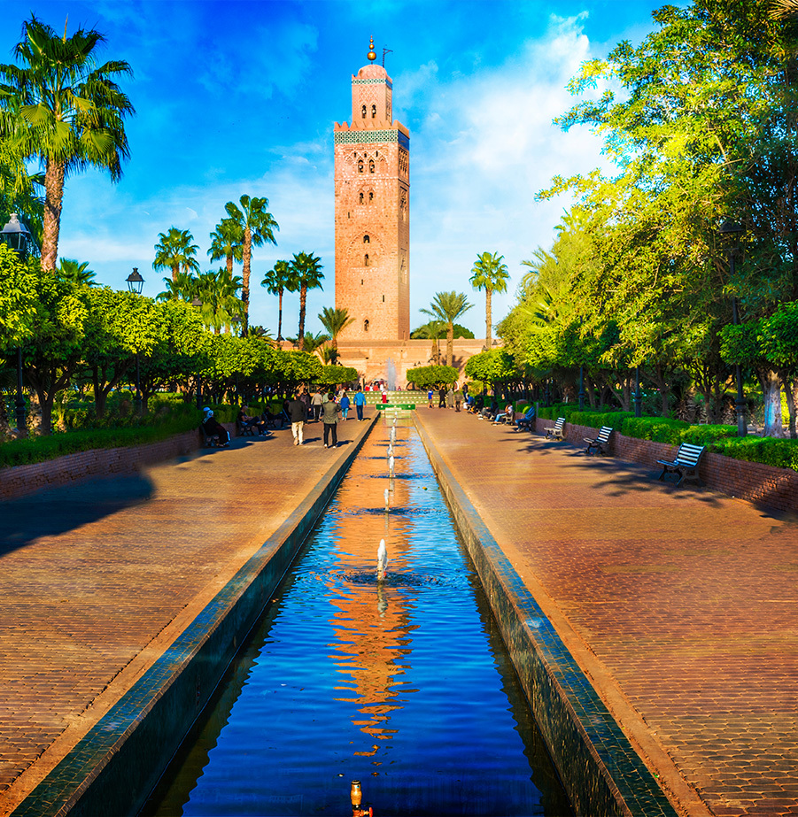 טיול מאורגן 8 ימים למרוקו