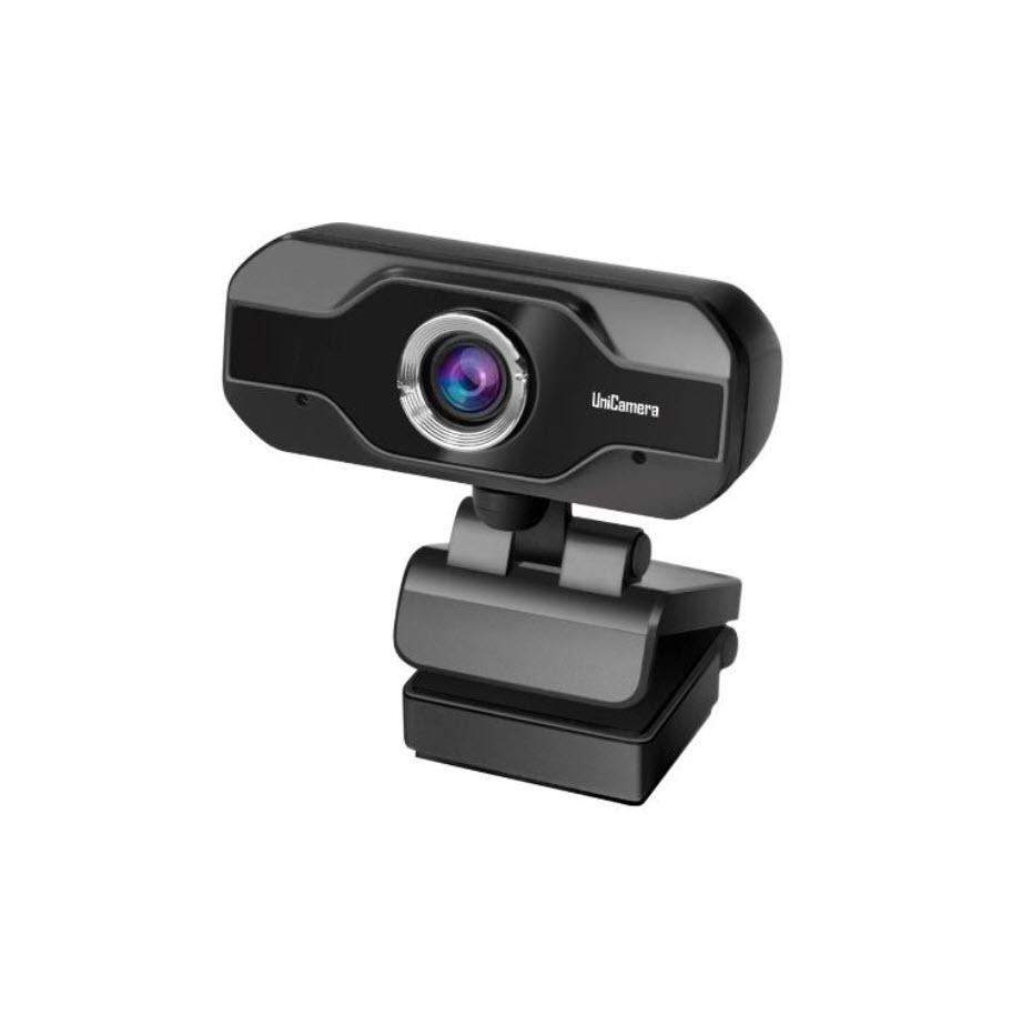 מצלמת WEB מתכווננת עם מיקרופון מובנה Full HD