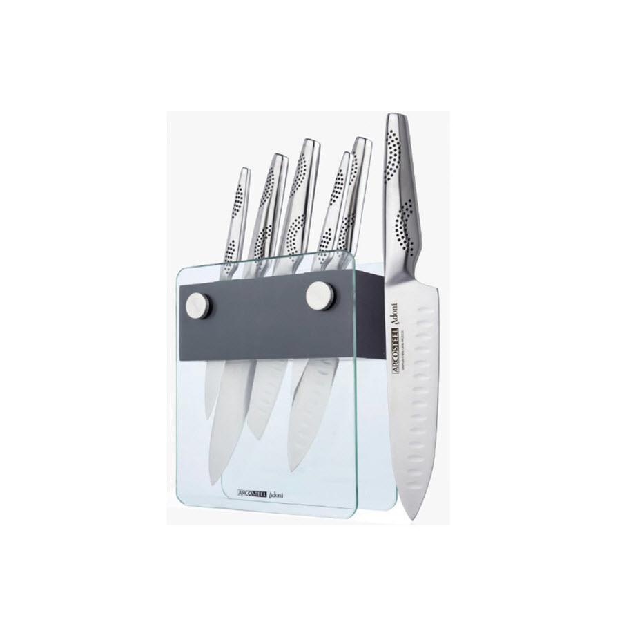 סט 5 סכינים Arcosteel