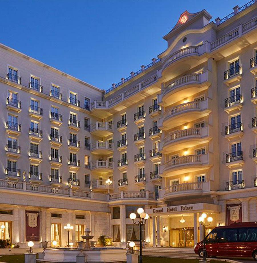 סלוניקי - חופשה מושלמת במלון 5 כוכבים