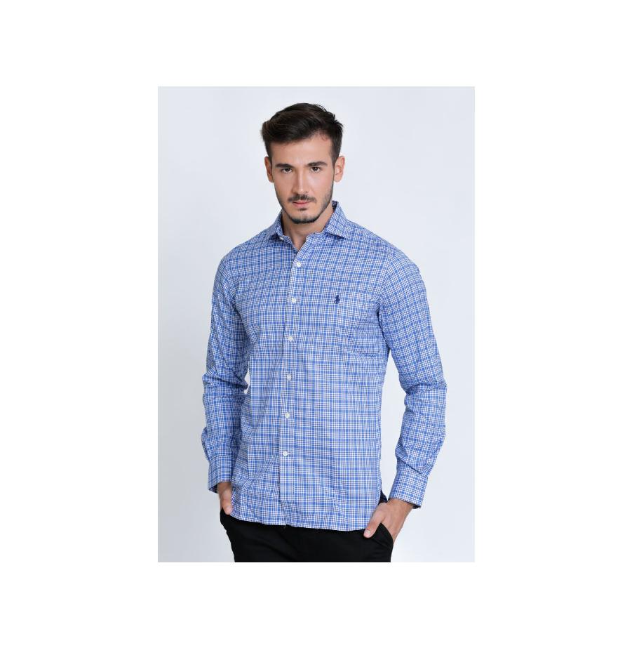חולצה מכופתרת משבצות Polo Ralph Lauren פולו ראלף לורן