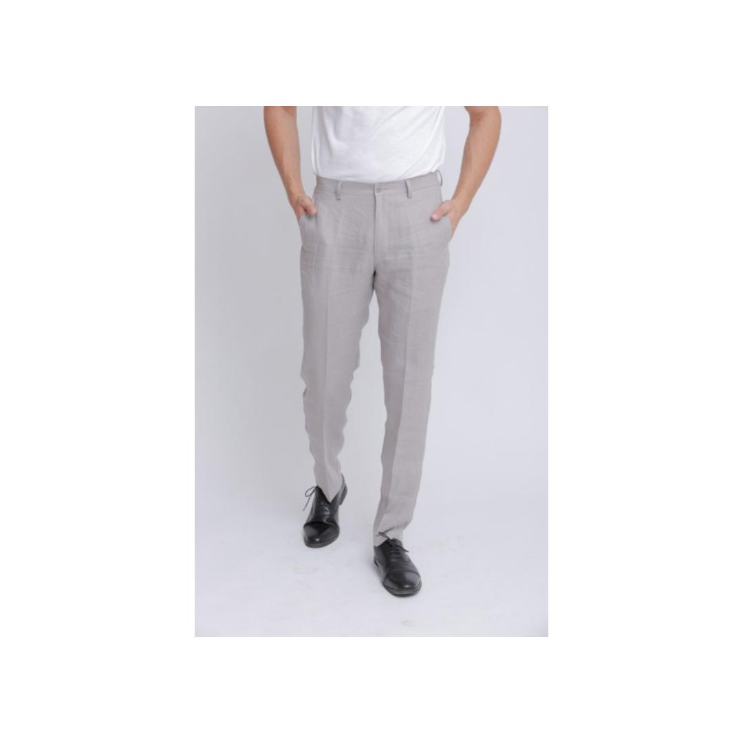מכנס אלגנט לגבר בגזרת סלים פיט Calvin Klein קלווין קליין