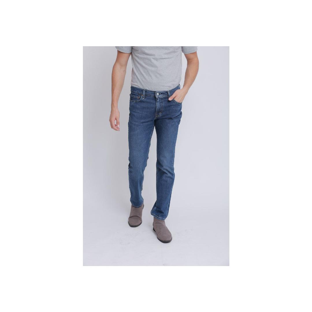 ג'ינס לגבר בגזרת סלים פיט Levi's ליוויס