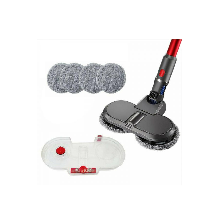 D-mop מברשת ממונעת חשמלית 4 ב-1 לשואב אבק אלחוטי dyson דייסון