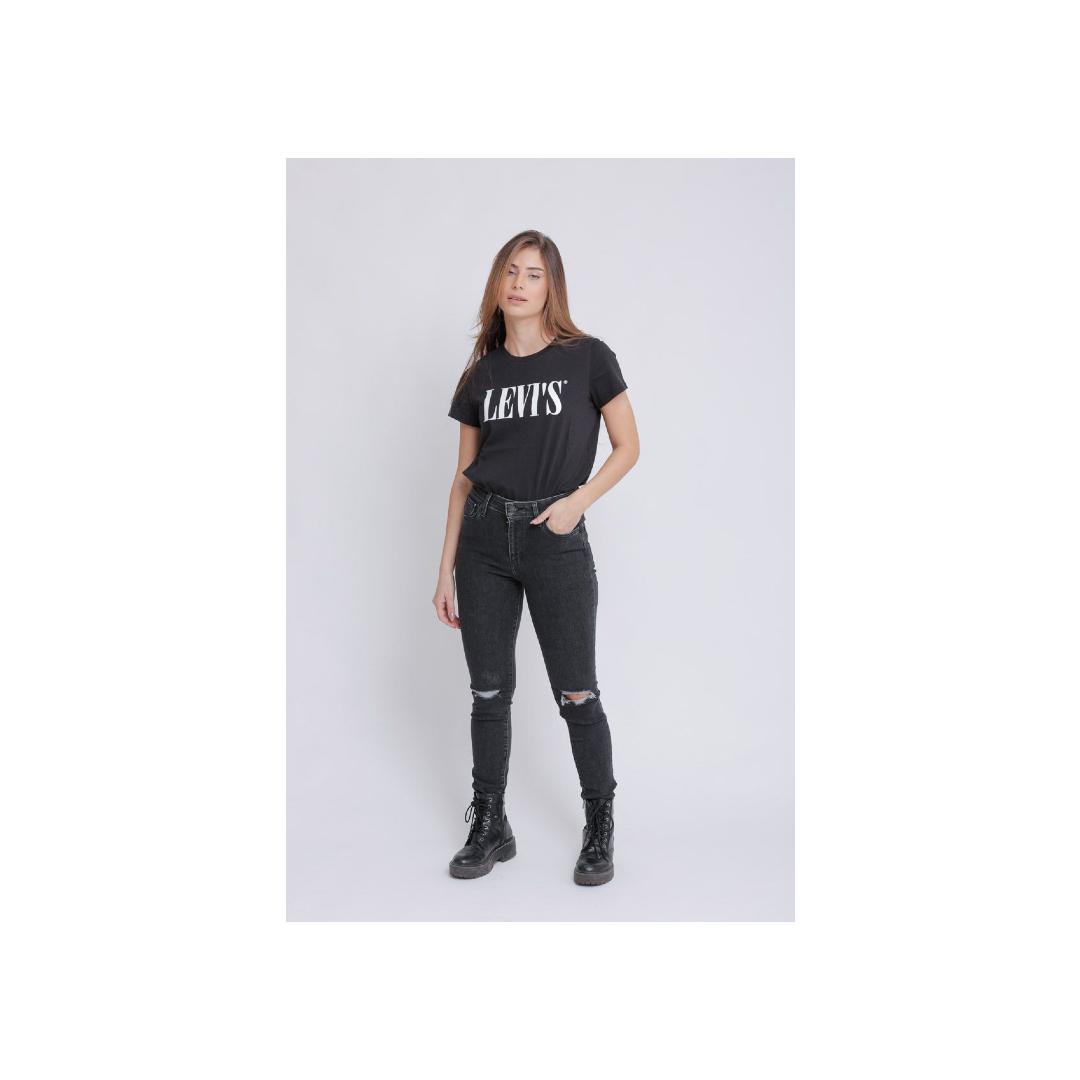ג'ינס נשים בגזרת סקיני Levi's ליוויס