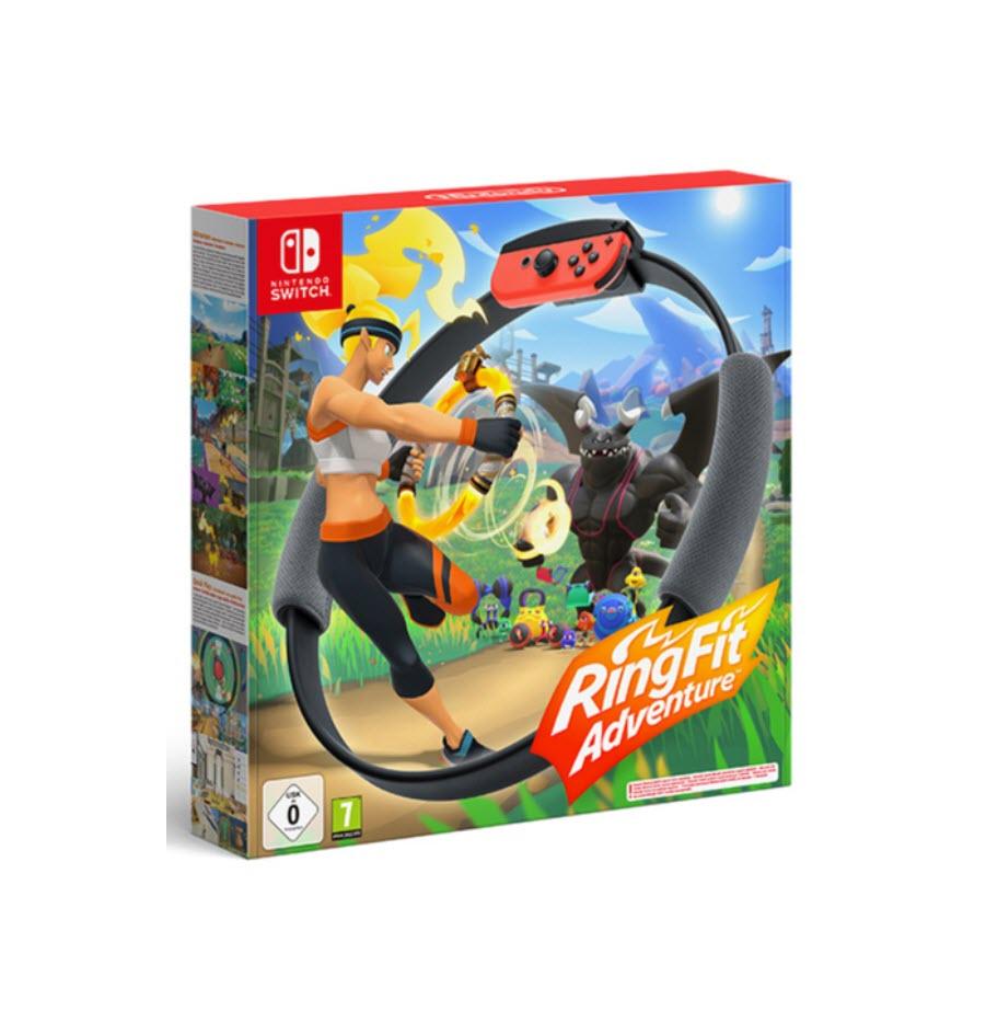 משחק התנועה הנחשק רינג פיט Nintendo Switch