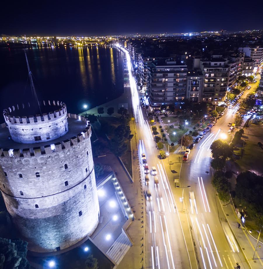 מאי בסלוניקי: מלון 5 כוכבים מומלץ