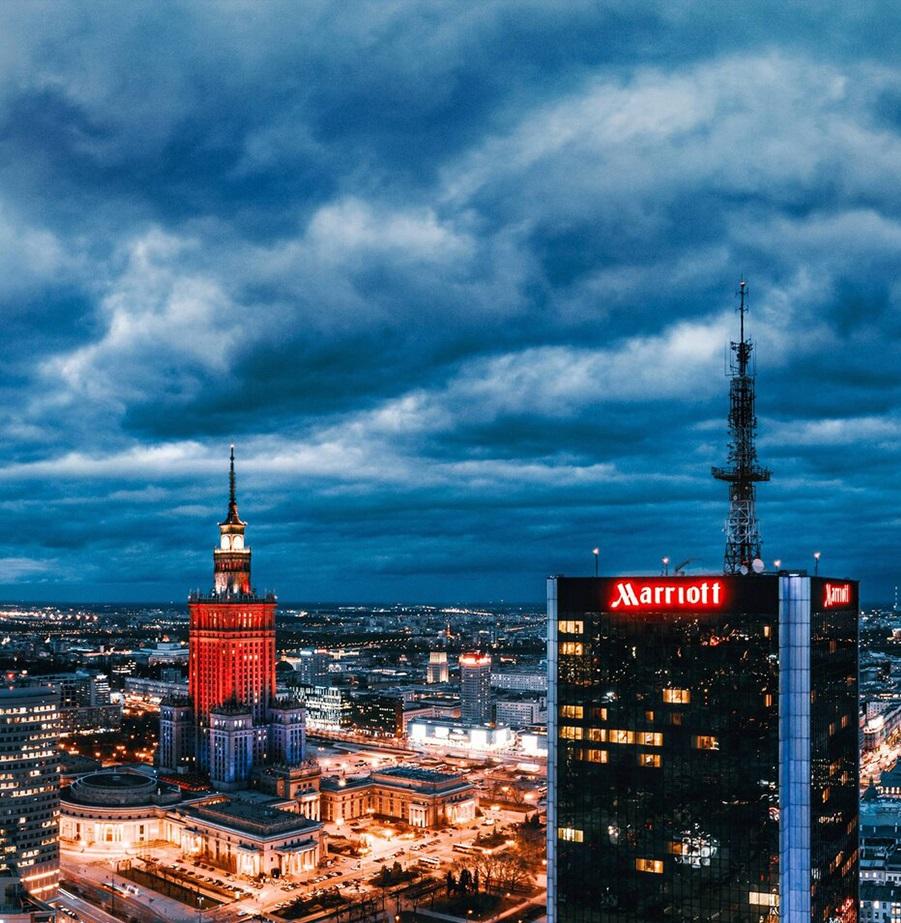 ורשה: חופשה במלון מומלץ ומרכזי