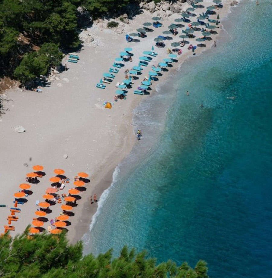 רומנטי בקרפאטוס: מלון 5 כוכבים