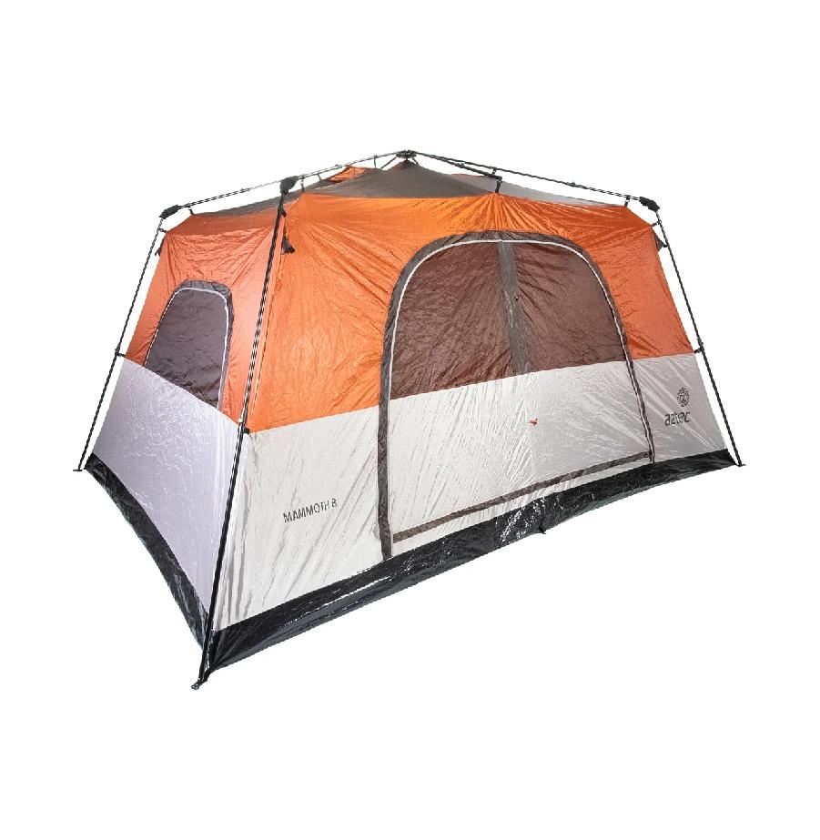 אוהל בן רגע גדול MAMMOTH 8 מבית aztec אצטק