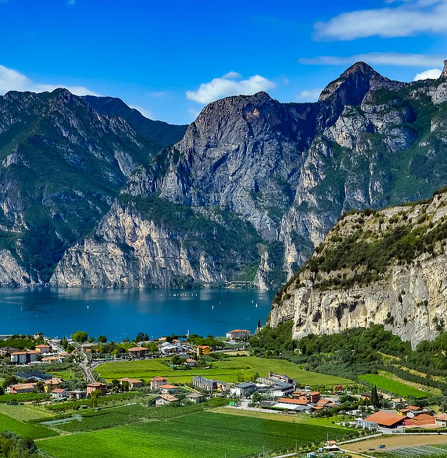 צפון איטליה: שבוע רומנטי בקיץ