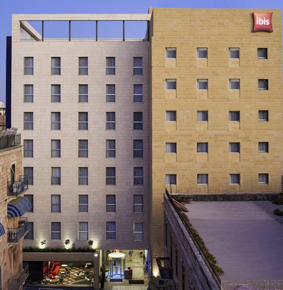 סוכות במלון מרכזי בירושלים וסיור