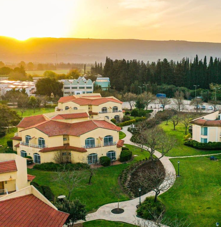 מלון פסטורל כפר בלום: סופש 2 לילות